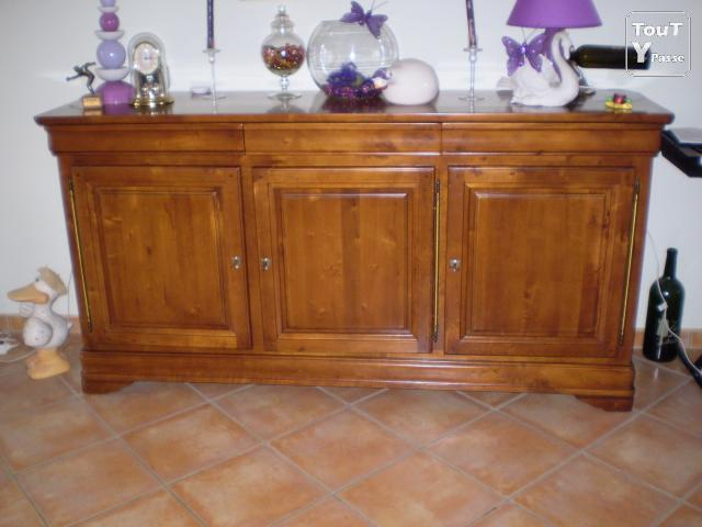 Vend salle a manger style louis philippe rivi res 81600 for Salle a manger louis philippe