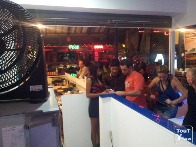 Photo Vend snack bar thailande image 2/4
