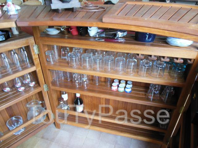 Photo VENDS GRAND BAR BOIS EXOTIQUE image 23 ~ Bar En Bois Exotique