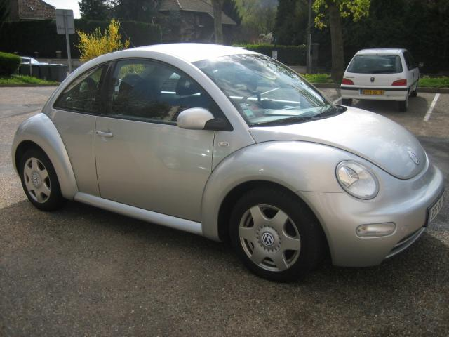Vends vw new beetle rouen 76000 for Interieur new beetle
