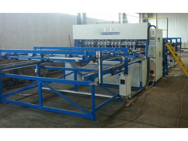 Photo Wire mesh welding machines SUMAB image 2/5