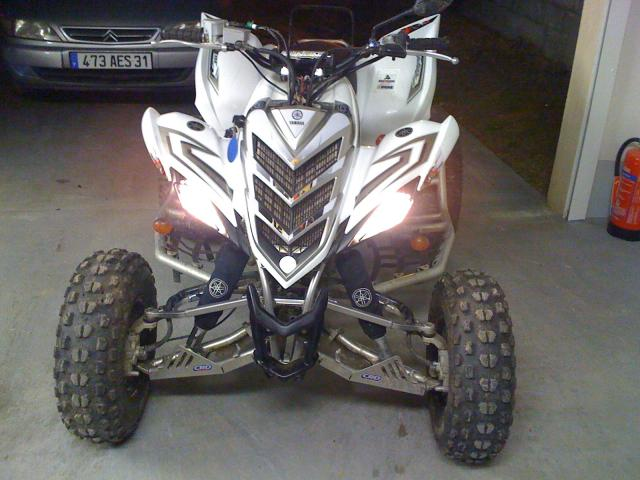 yamaha 700 raptor homologu route de 2006 toulouse 31000. Black Bedroom Furniture Sets. Home Design Ideas
