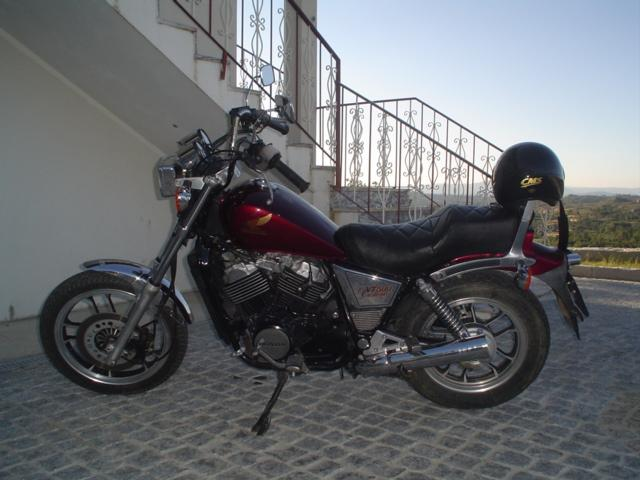 a vendre honda 500 cm3 chopper. Black Bedroom Furniture Sets. Home Design Ideas