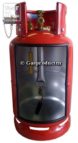Photo Bouteille GPL rechargeable image 3/6