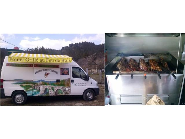 Photo Camion Barbecue image 3/6