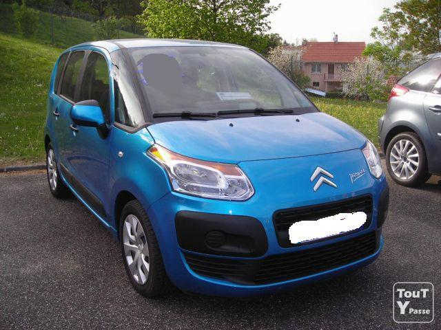 citroen c3 picasso hdi 90 05 2009 15 000 kms plusieurs. Black Bedroom Furniture Sets. Home Design Ideas