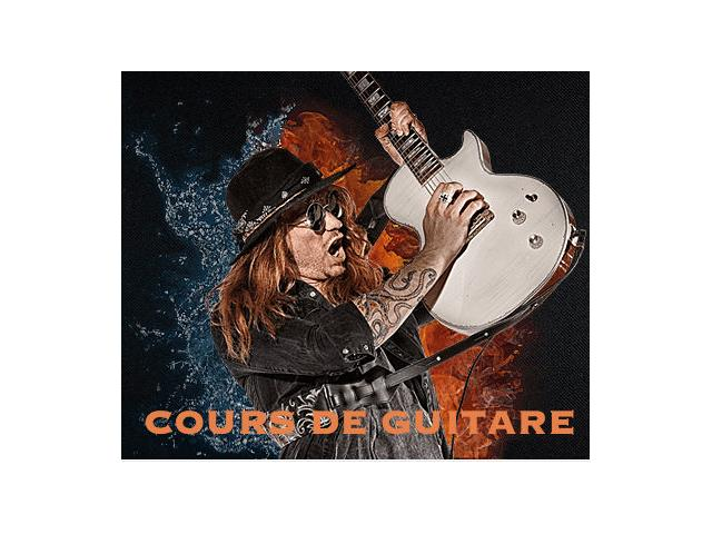 Photo COURS DE GUITARE image 3/3