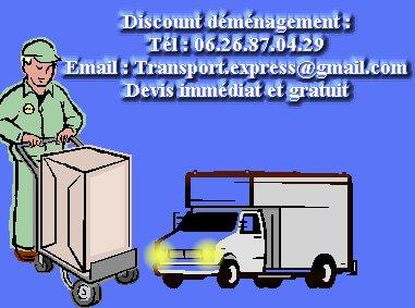 discount d m nagement location de camion avec chauffeur taxi camion le de france. Black Bedroom Furniture Sets. Home Design Ideas