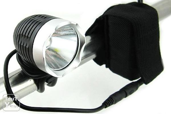 201 clairage phare v 233 lo 1200 lumens frontale accu chargeur neuf lattes 34970