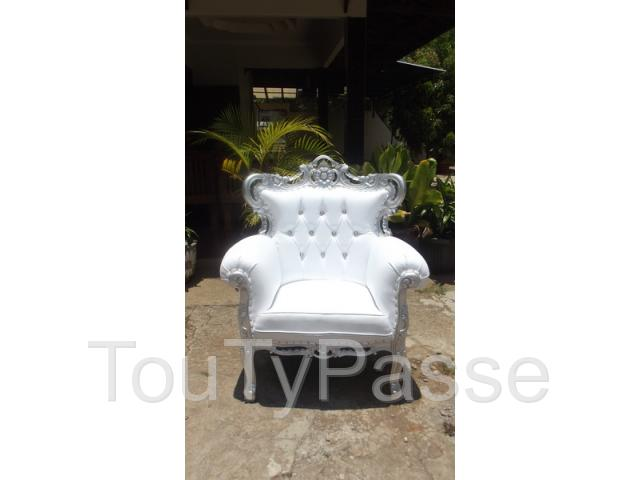 Photo Grossiste mobilier mariage image 3/6
