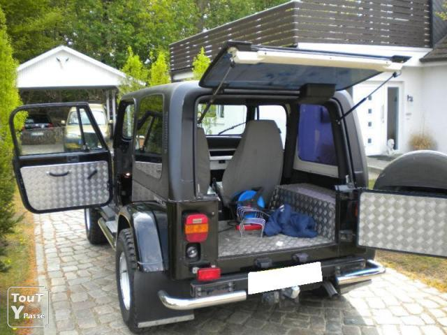 jeep wrangler 2 5 soft top occasion pas cher gent 9000. Black Bedroom Furniture Sets. Home Design Ideas