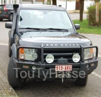 Land rover discovery 3 equipee raid occasion pas cher arlon 6700 annonces voitures d 39 occasion for Comcuisine equipee d occasion