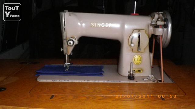 Machine coudre singer ancienne pictures to pin on pinterest for Machine a coudre 91