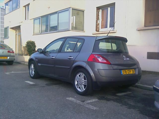 2002 renault megane ii sport hatch 120 related. Black Bedroom Furniture Sets. Home Design Ideas