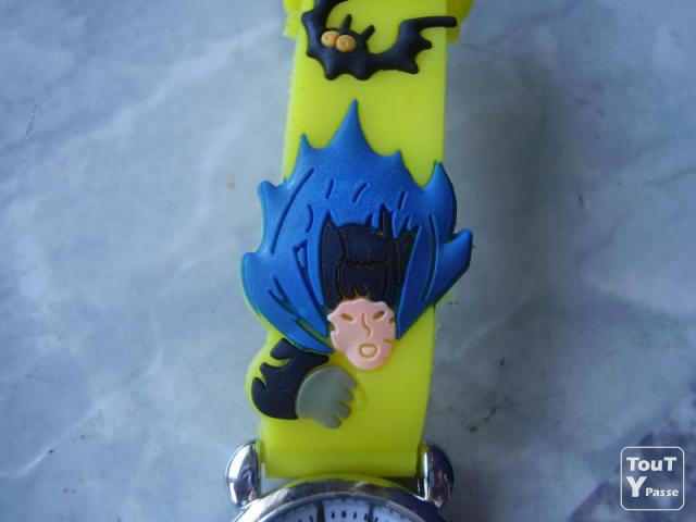 Photo MONTRE ENFANT BATMAN image 3/6