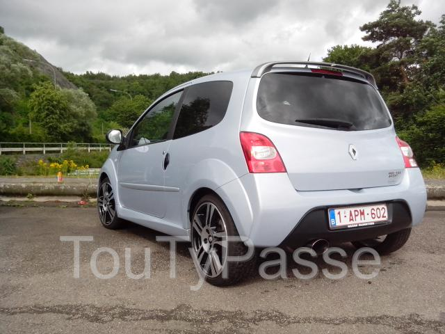 renault sport twingo rs occasion pas cher amay 4540 annonces voitures d 39 occasion. Black Bedroom Furniture Sets. Home Design Ideas
