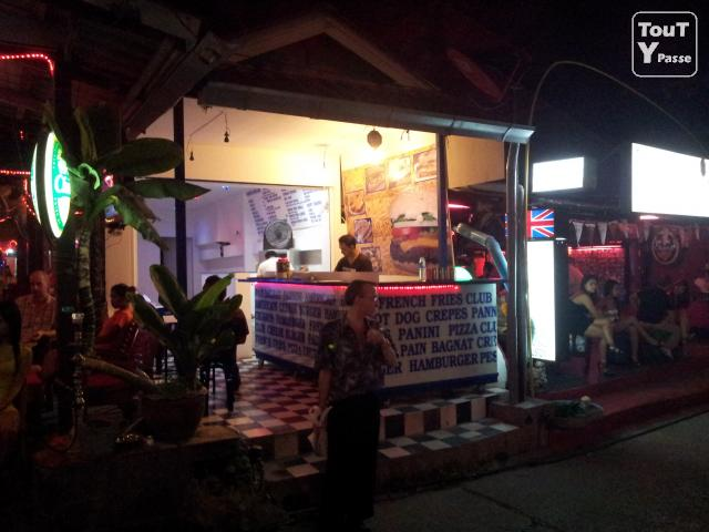 Photo Vend snack bar thailande image 3/4