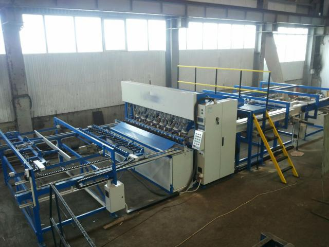 Photo Wire mesh welding machines SUMAB image 3/5