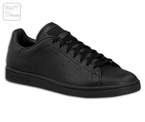 adidas stan smith en cuir noir taille 40 amiens 80000. Black Bedroom Furniture Sets. Home Design Ideas