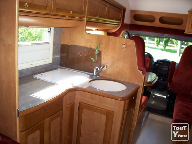 camping car rapido 785 c 48000kms pierrelatte 26700. Black Bedroom Furniture Sets. Home Design Ideas