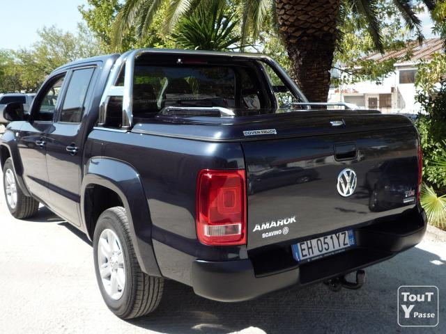 covertruck couvre benne roll bar volkswagen amarok couvre tonneau amarok var. Black Bedroom Furniture Sets. Home Design Ideas