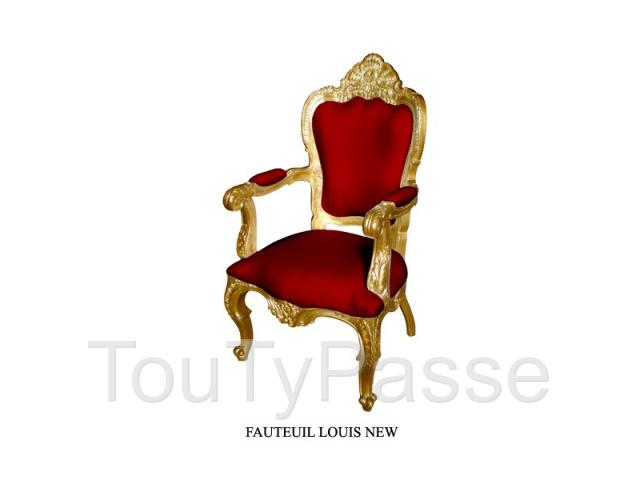 Fauteuil p re no l vente ou location le de france for Vente ou location