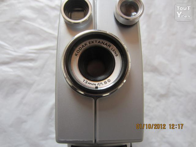 Photo Kodak Instamatic M26 movie camera made in U.S.A. image 4/6
