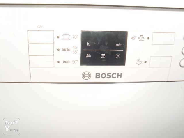 Silence plus 50 dba bosch manual share the knownledge for Interieur lave vaisselle bosch