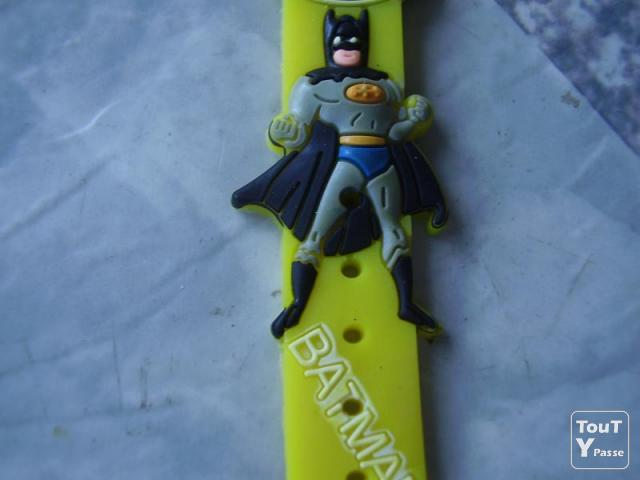 Photo MONTRE ENFANT BATMAN image 4/6