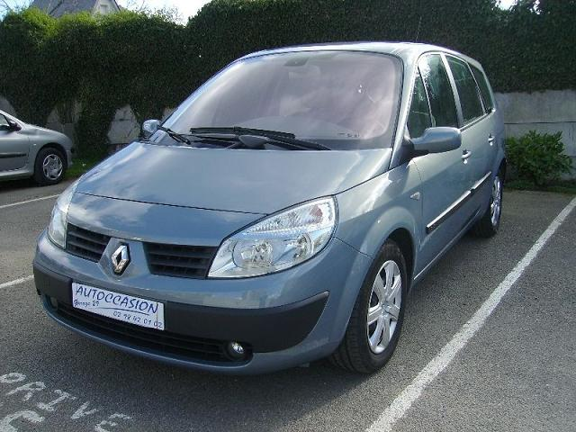 2009 renault grand scenic 1 5 dci 105 related infomation specifications weili automotive network. Black Bedroom Furniture Sets. Home Design Ideas