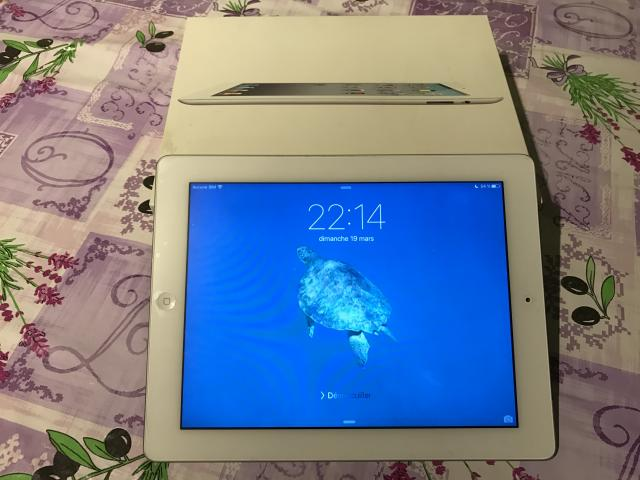 Photo Tablette  I Pad 2  wifi  3G  16 GB image 4/6