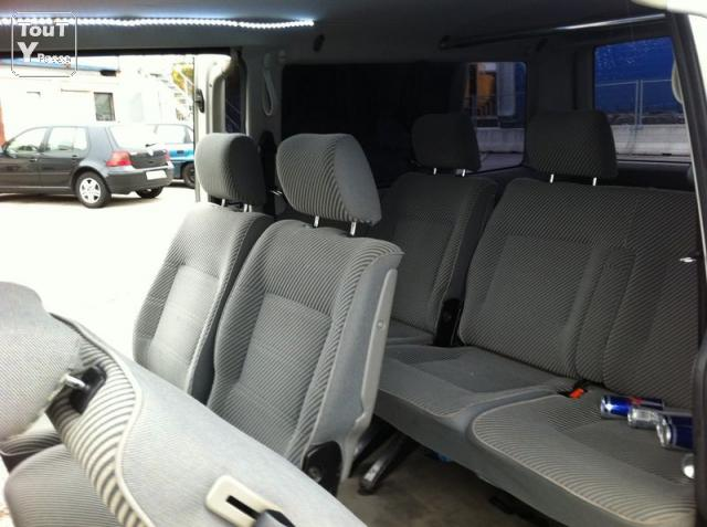 volkswagen t4 caravelle 2 5 tdi 8 places d cines charpieu 69150. Black Bedroom Furniture Sets. Home Design Ideas