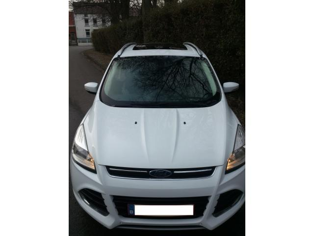 a vendre ford kuga 2 0 full options sauf cuir occasion pas cher binche 7130 annonces. Black Bedroom Furniture Sets. Home Design Ideas