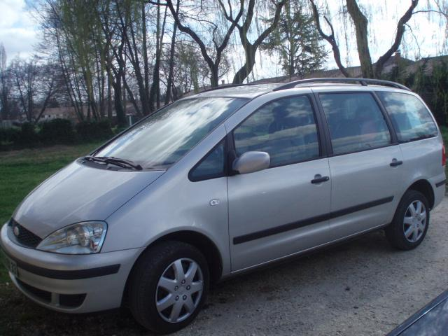 Ford Galaxy Monospace 7 Places 12 2002 1 9 Tdi Trend