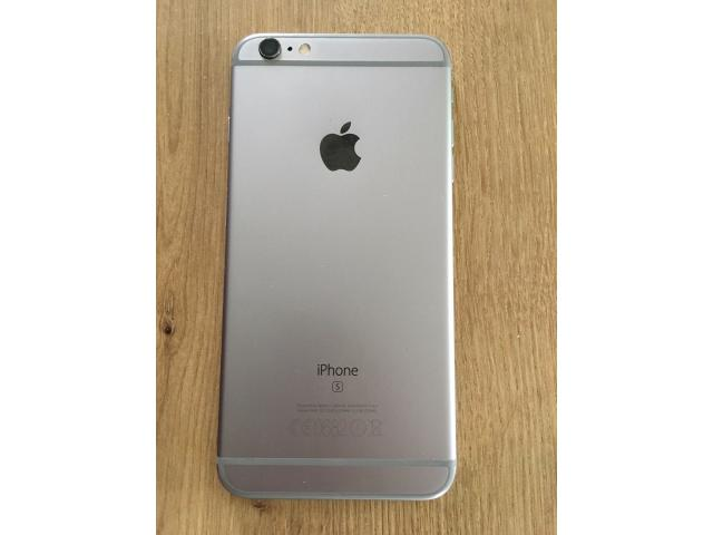 Photo IPHONE 6 PLUS 64 GO GRIS SIDERAL image 5/6