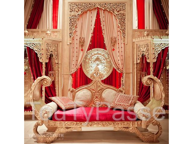 Photo mobilier mariage image 5/6