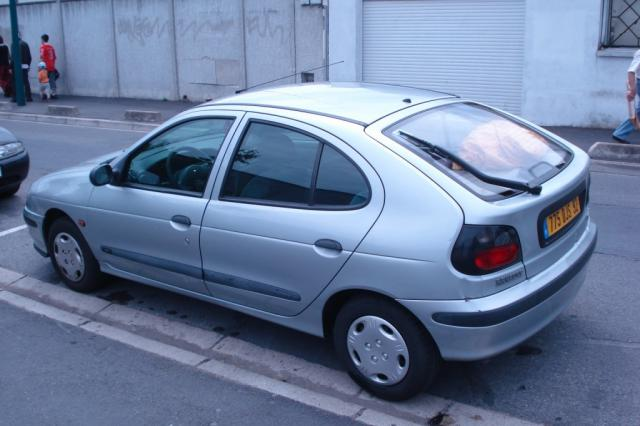 renault megane 1996 boite auto 130000kms gennevilliers 92230. Black Bedroom Furniture Sets. Home Design Ideas