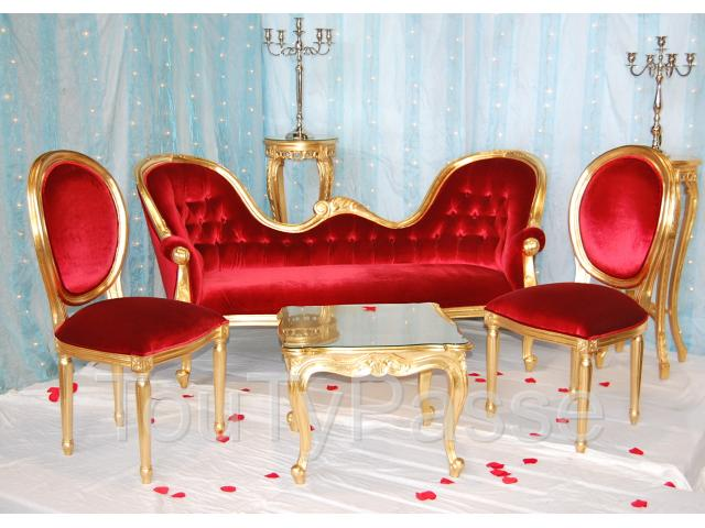 Photo mobilier mariage image 6/6