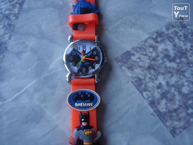 Photo MONTRE ENFANT BATMAN image 6/6